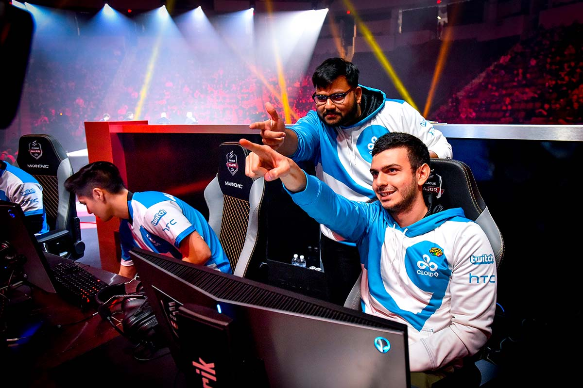 Cloud9 parts ways with valens