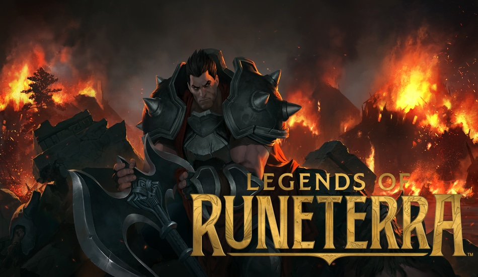 Legends of Runeterra Riot Games