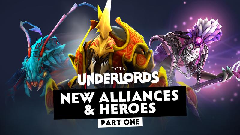 dota underlords big update