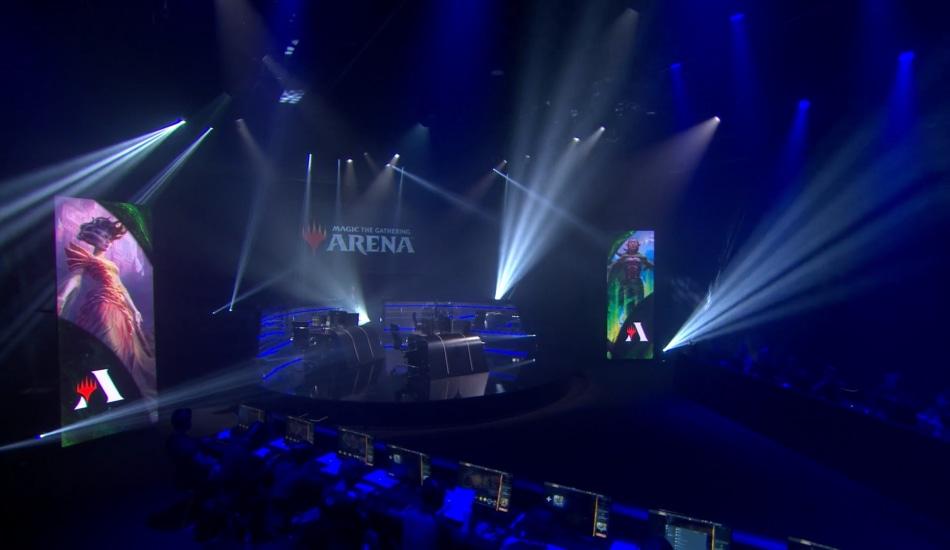 MTG Arena Mythic Championship V day one