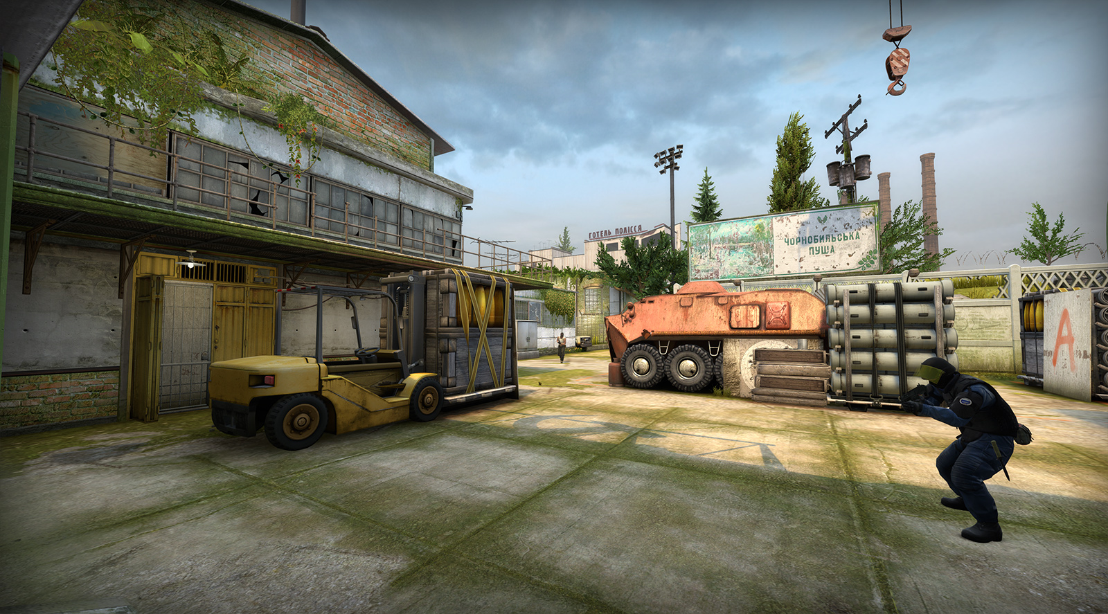 New CS:GO update adds revamped Cache, celebrates 20th anniversary