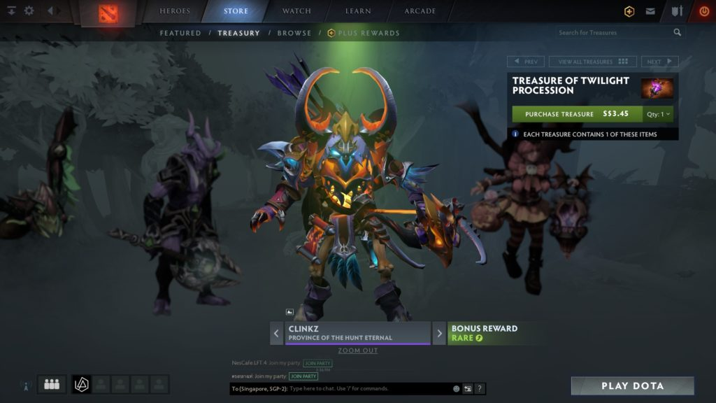 Download Jakiro Dota 2 Old Model Pictures