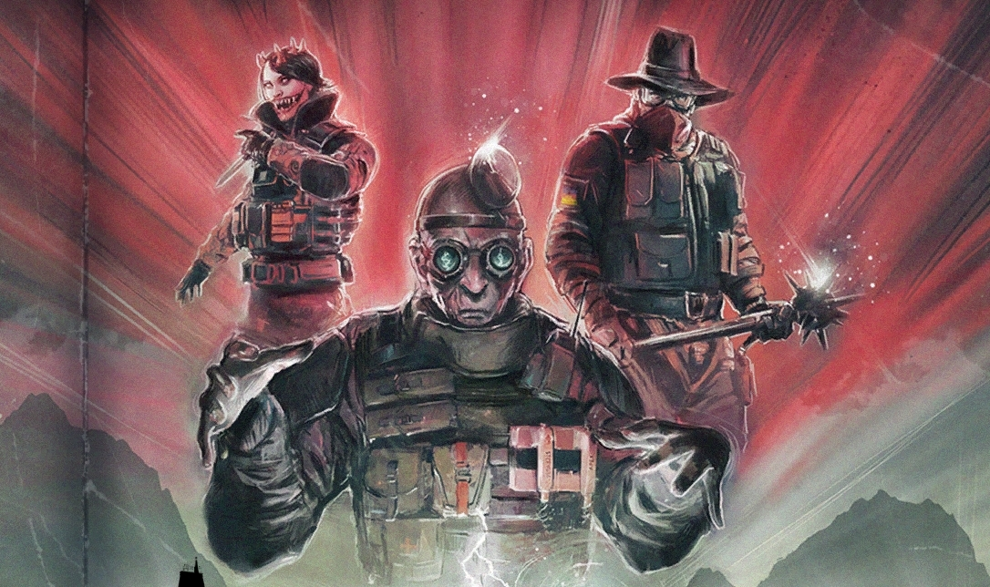 Rainbow Six Siege Halloween Packs 2020 Sledge's Halloween event bundle available in R6 shop, not event