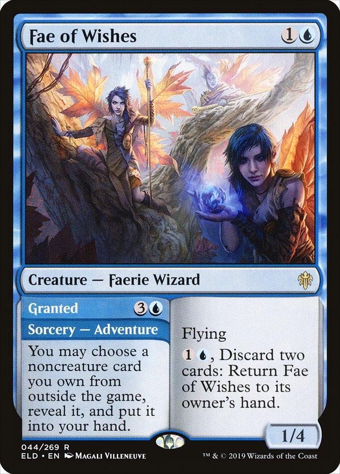 Fae of Wishes Magic Throne of Eldraine
