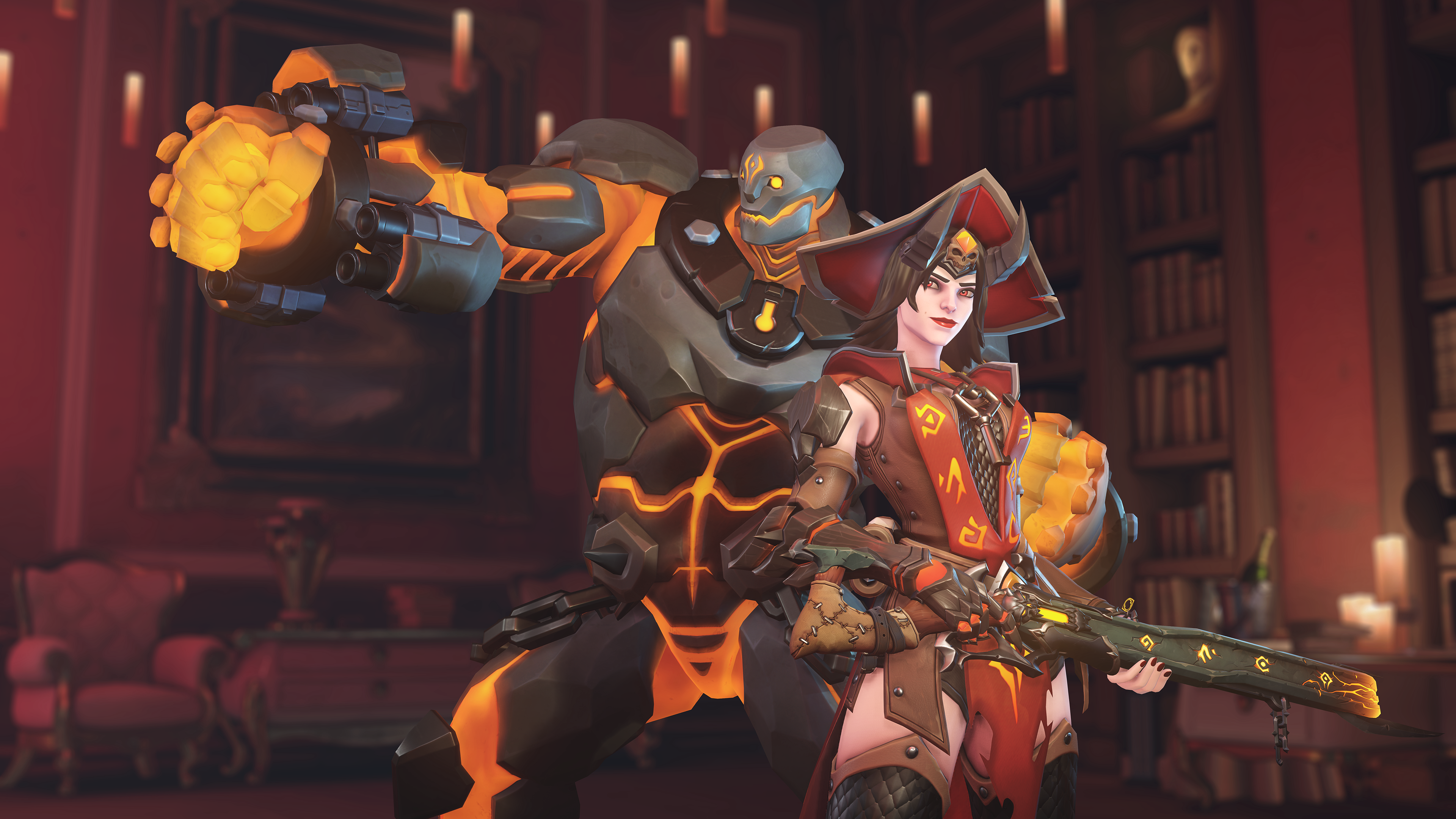 When Does Overwatch Halloween 2020 End When does Overwatch's 2019 Halloween Terror event end? | Dot Esports