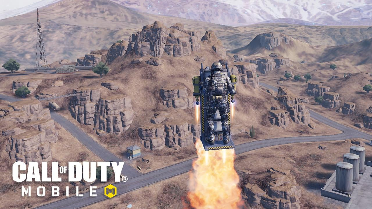 Call of Duty: Mobile's battle royale map set to receive huge expansion