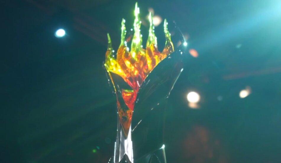 MTG Mythic Championship VI Trophy