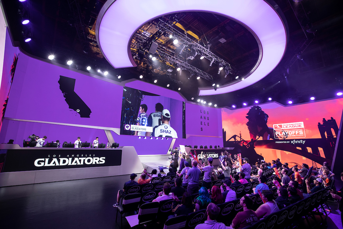 Los Angeles Gladiators Sign Jaru Ahead Of 2020 Overwatch League Season Dot Esports