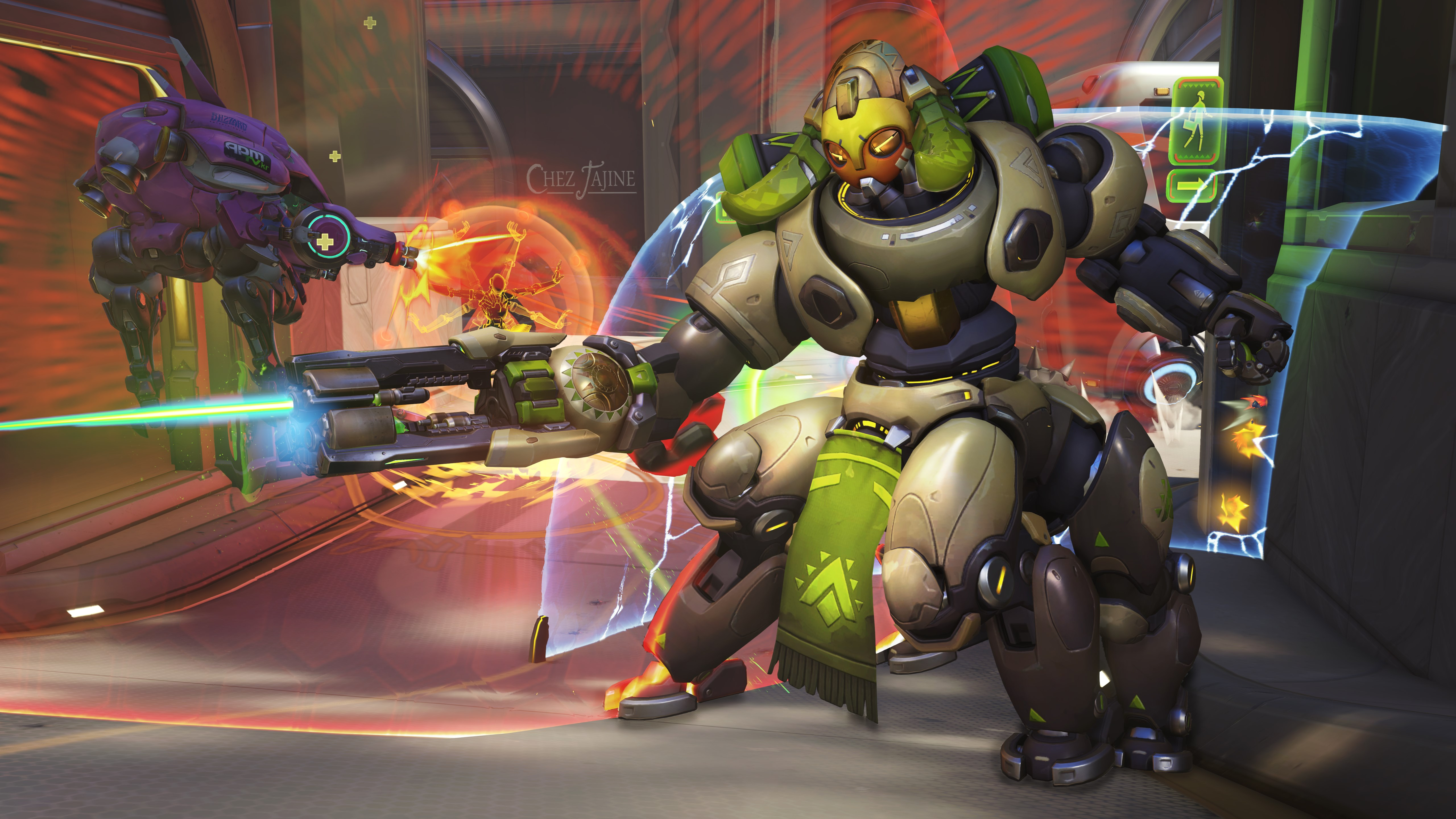 Overwatch's first official novel, The Hero of Numbani, to release on June 2