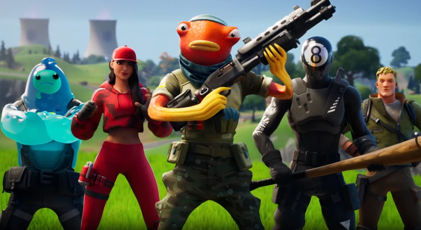 Fortnite Will Be Playable On Playstation 5 And Xbox Series X At Launch Dot Esports