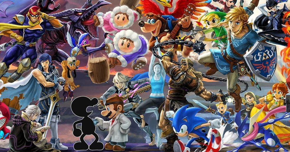 Super Smash Bros 64 celebrates its 20th birthday in Europe