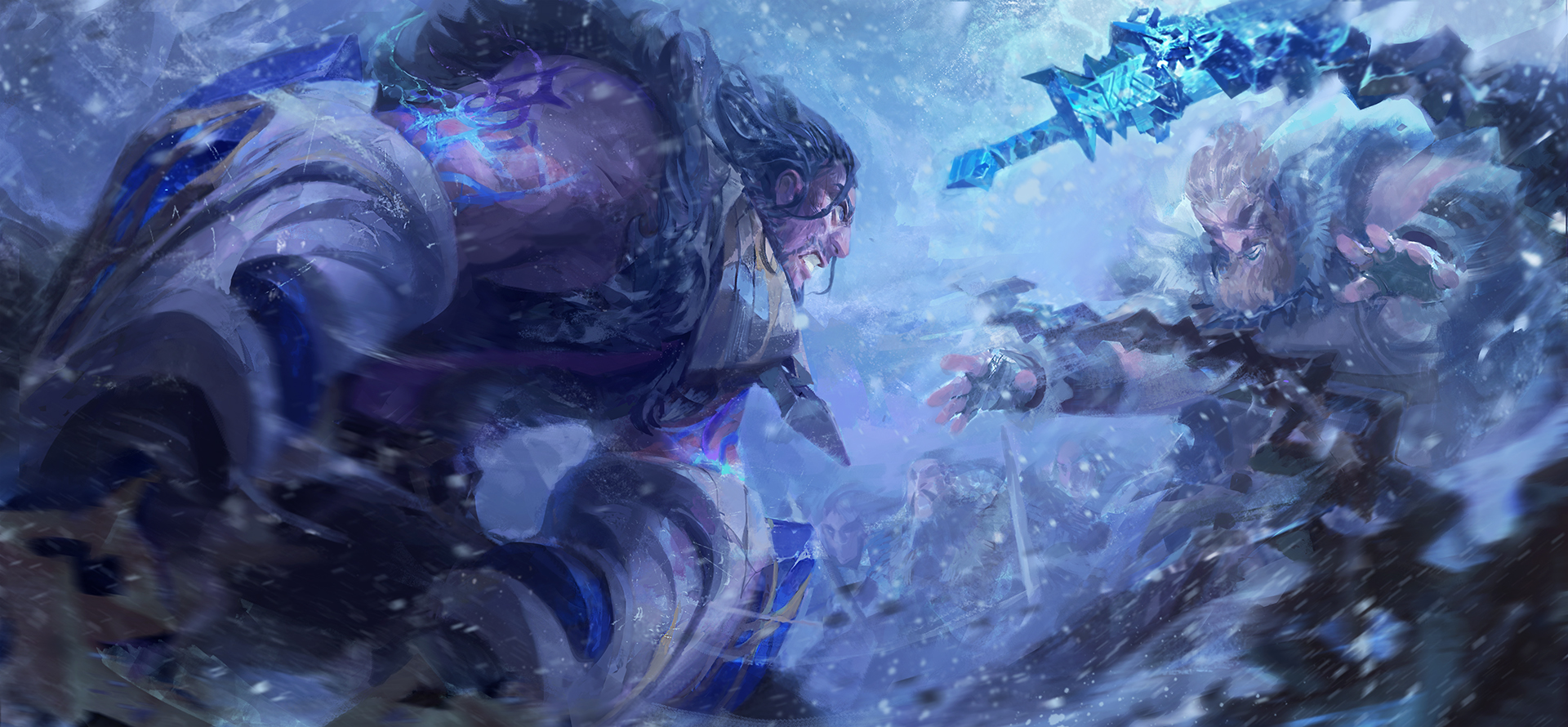Riot drops Sylas in the Freljord and Karma into a past life in new lore dump