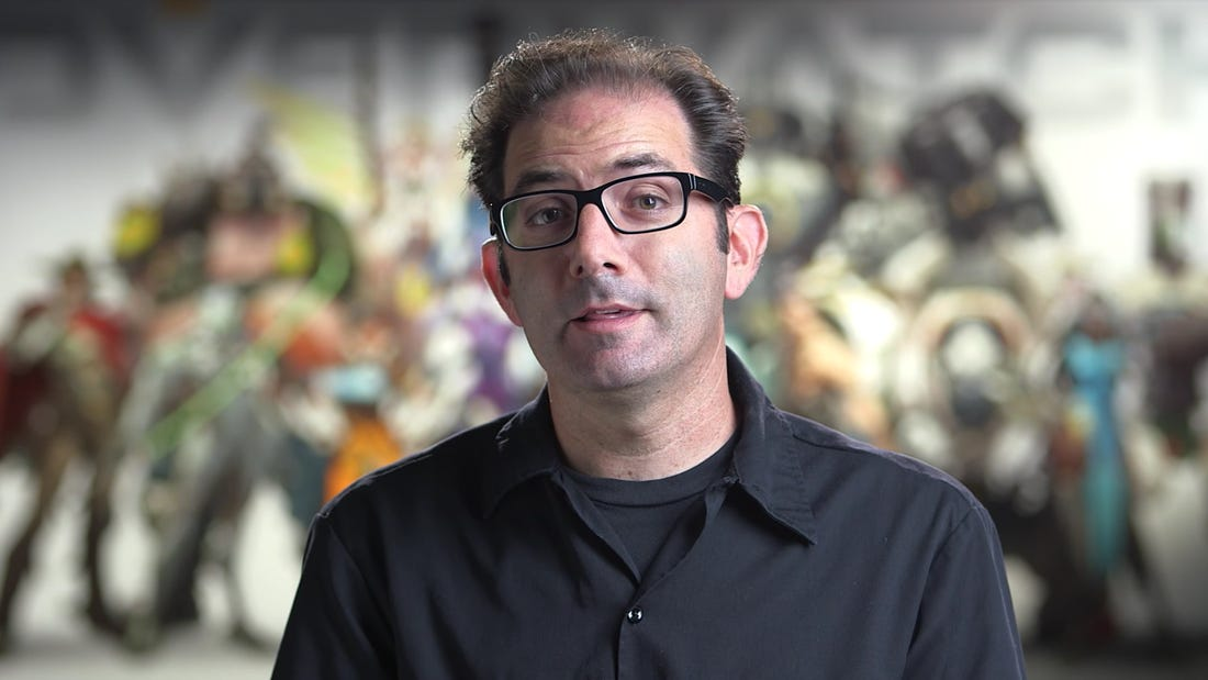Jeff Kaplan dismisses idea to add main tank and off tank ...