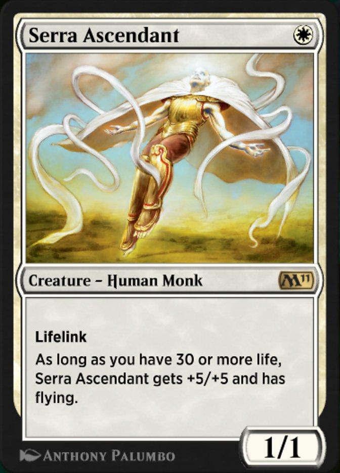 Serra Ascendant Magic Historic