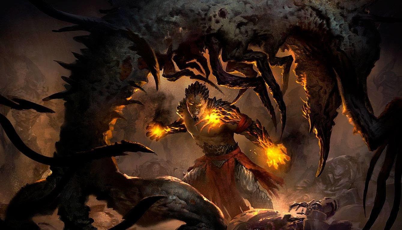 Phyrexian Arena Art Magic