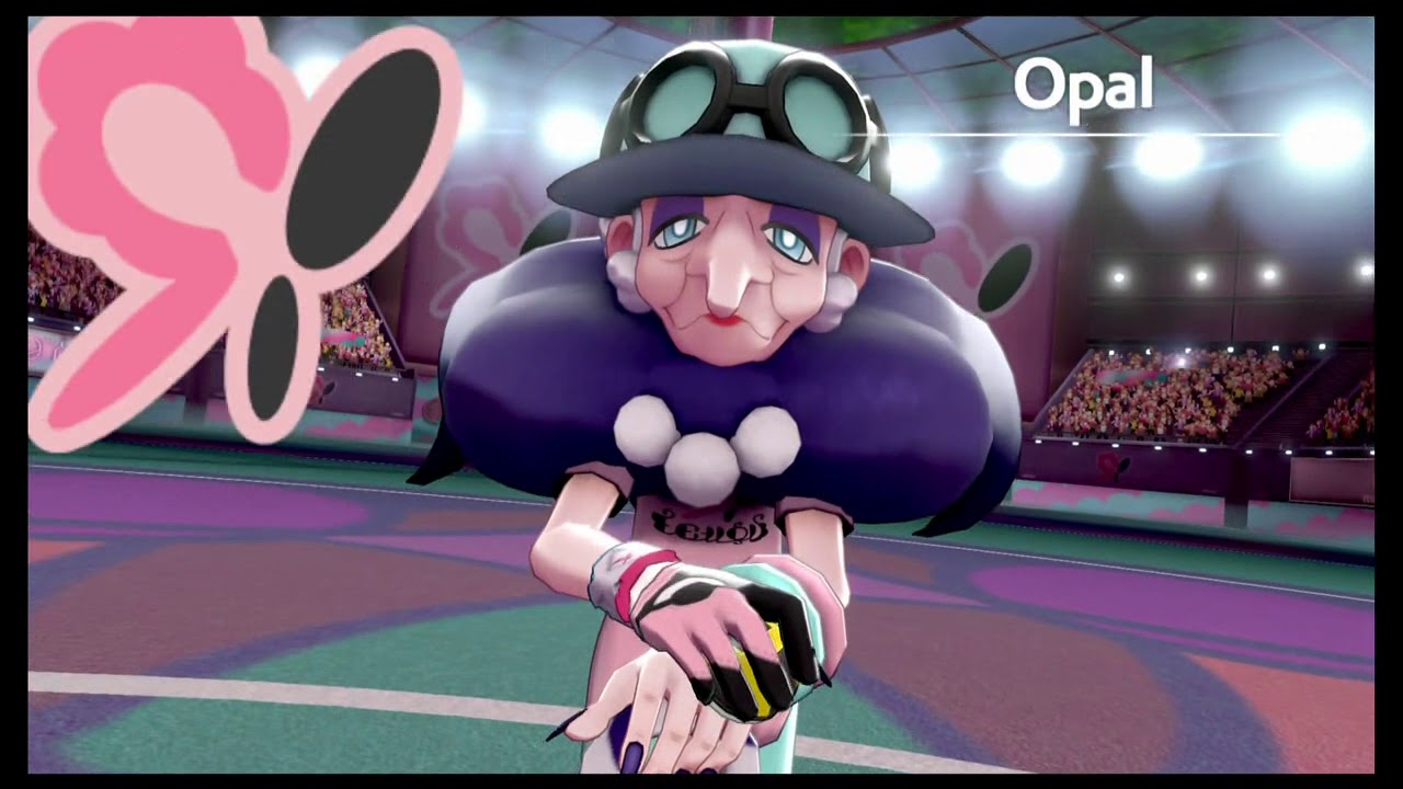 Pokemon Sword And Shield Fairy Type Gym Solutions Dot Esports