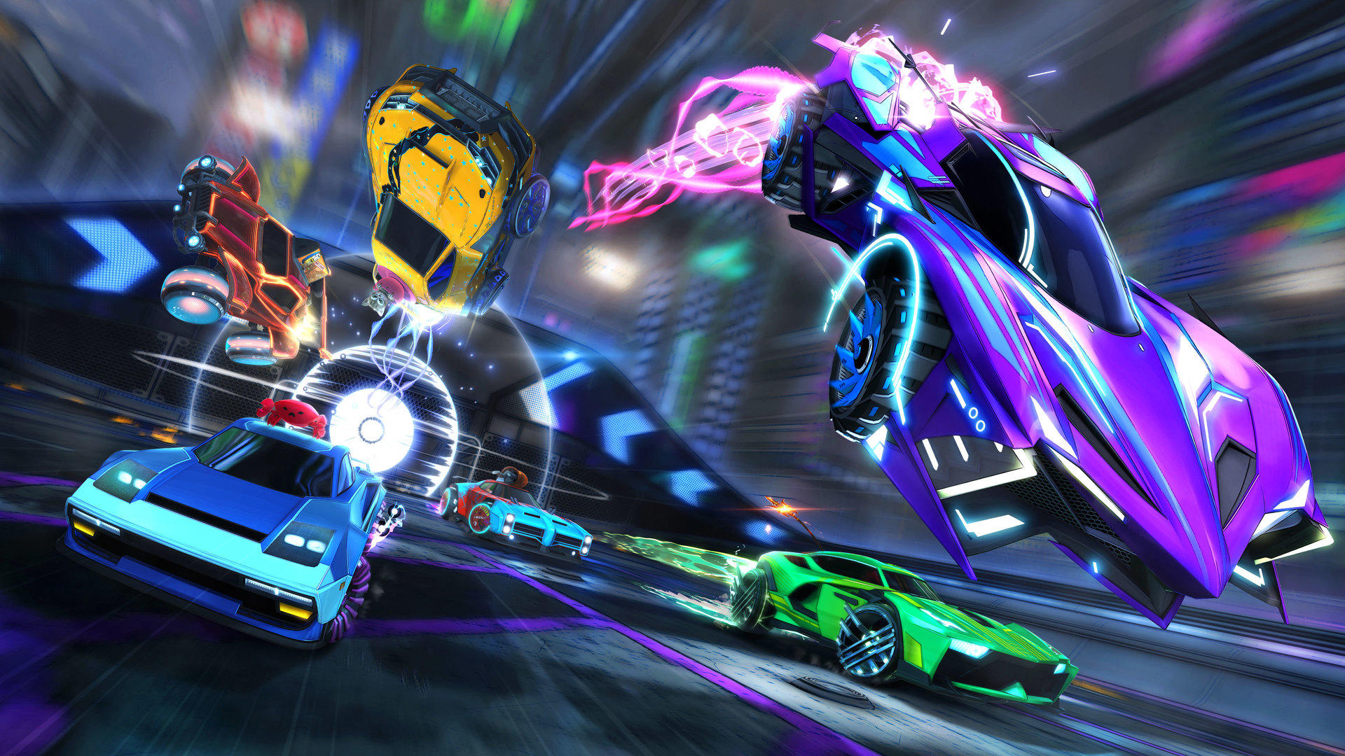 Rocket League World Championship leads Twitch over the weekend