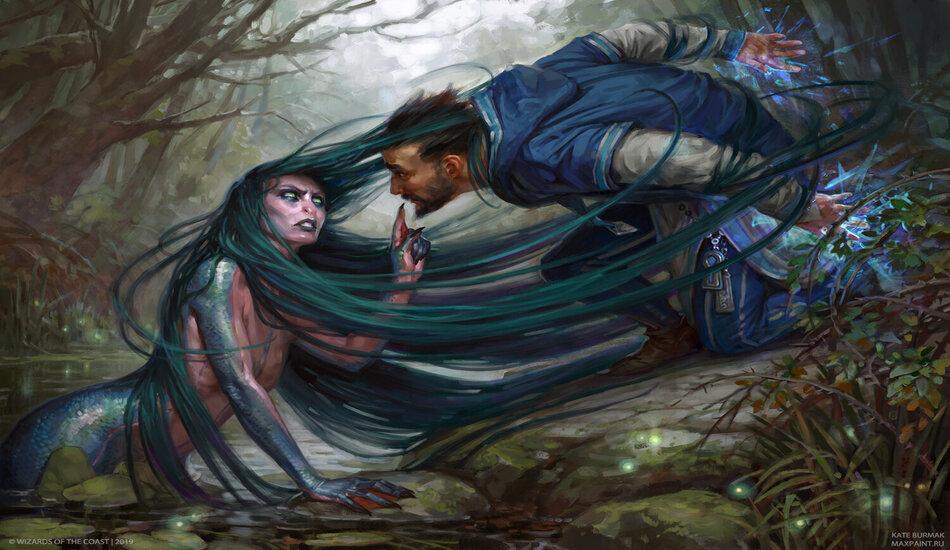 Mystical Dispute Illustrated by Ekaterina Burmak M