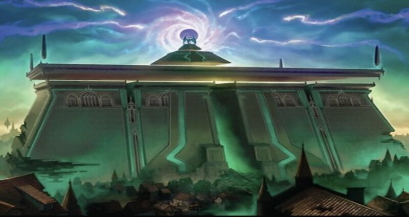Bolas's Citadel Golgari Sacrifice MCVII StanCifka