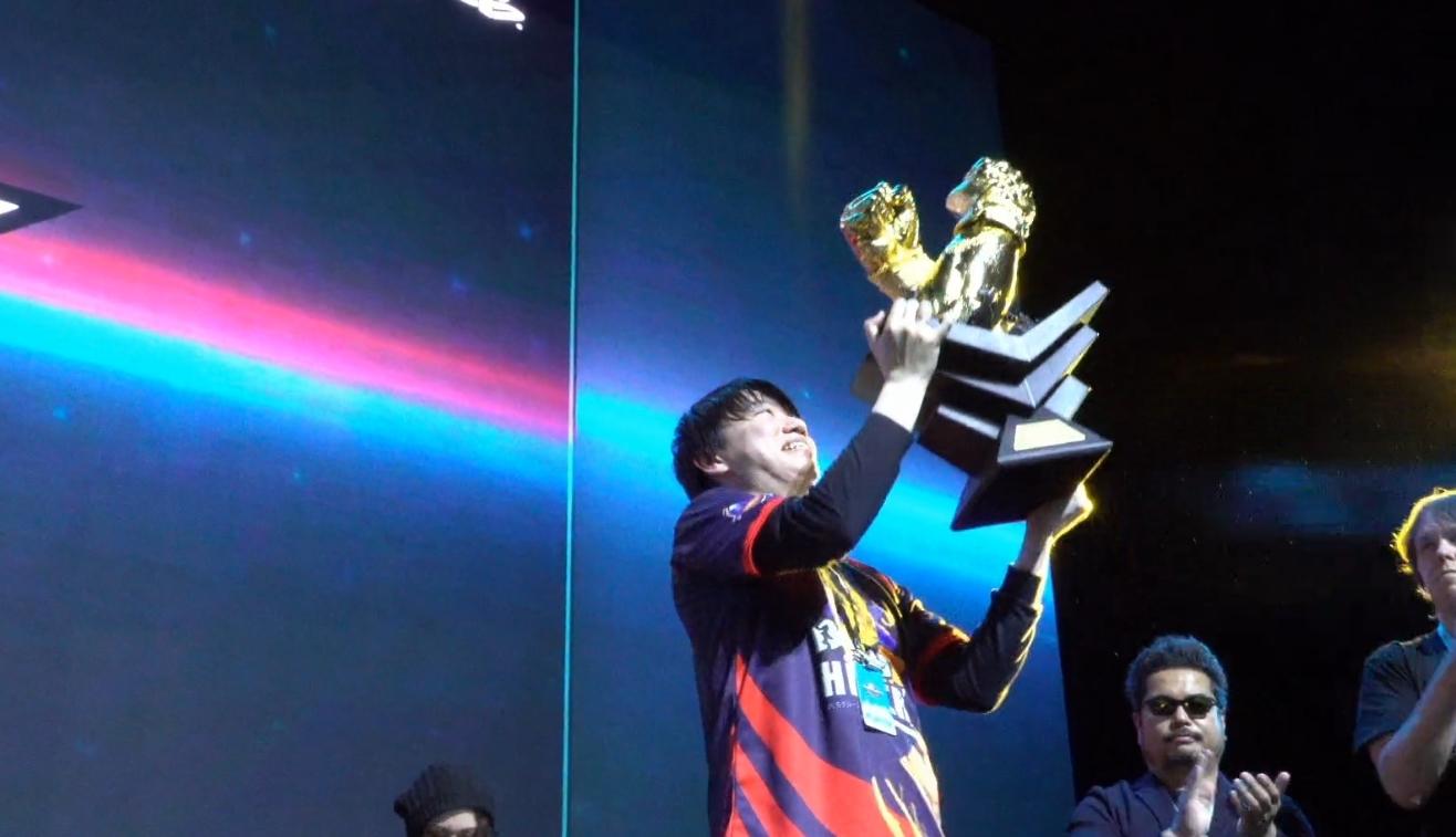 Chikurin Wins 2019 Tekken World Tour Finals Dot Esports