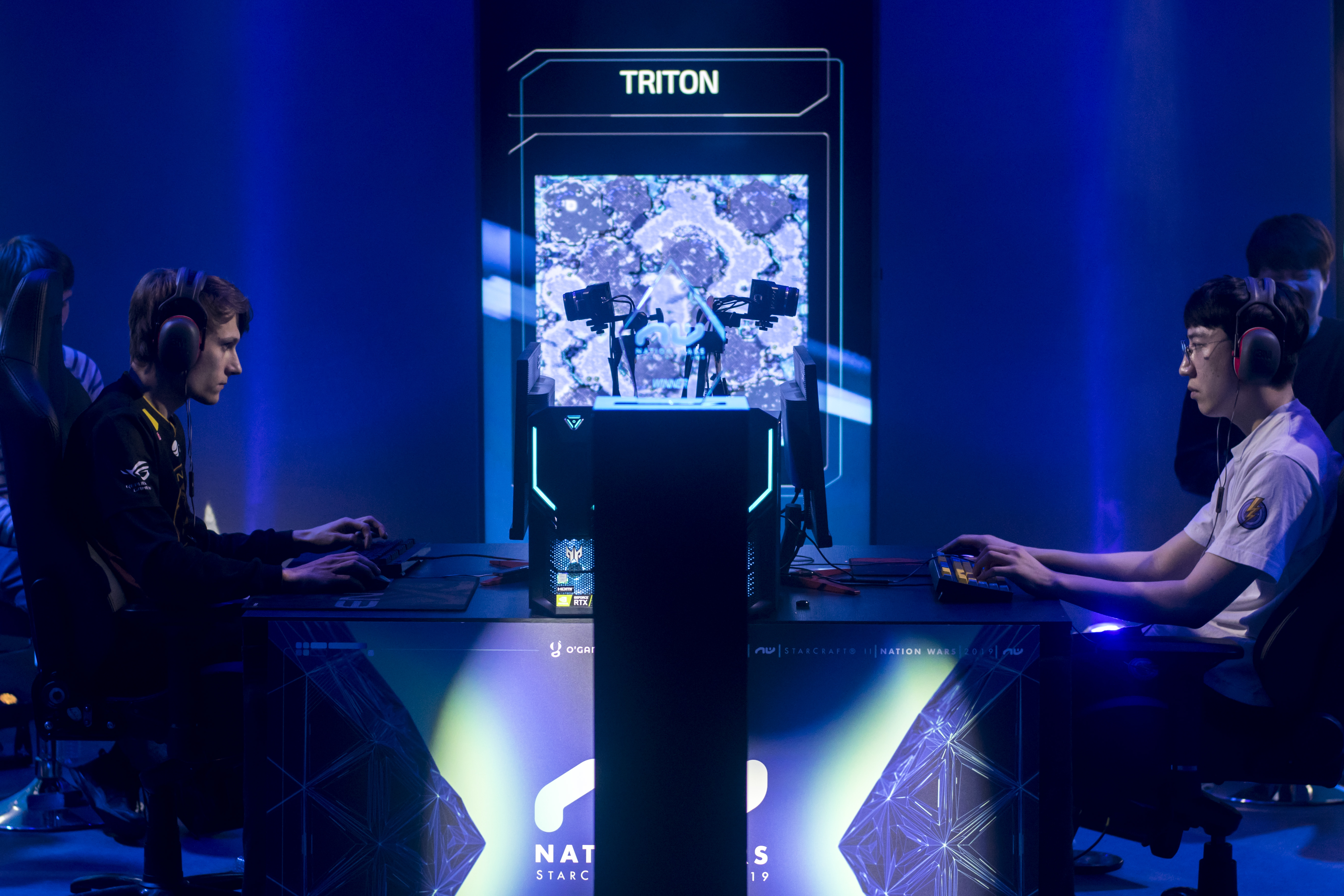 Serral and Team Finland defeat South Korea to win StarCraft 2 Nation Wars