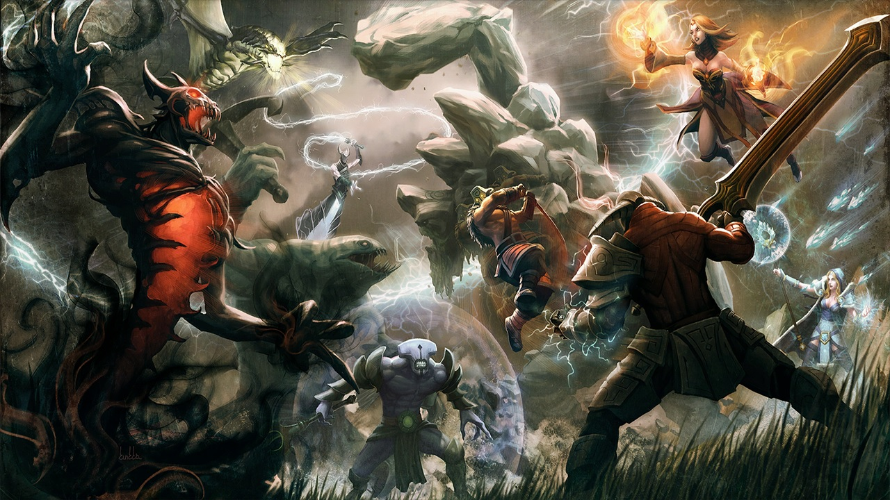 Dota 2: Patch 7.27 available on the Dota 2 Update