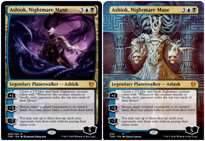 Ashiok, Nightmare Muse MTG Theros Beyond Death
