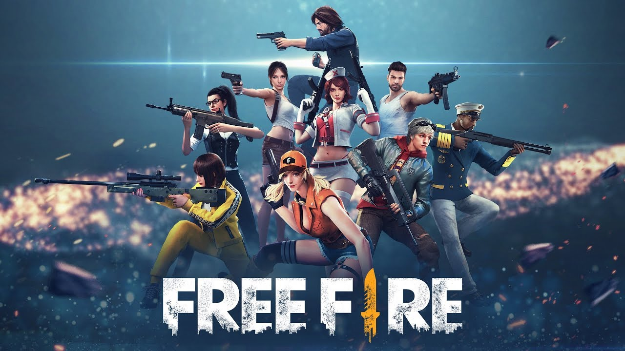Free Fire update OB22 now available