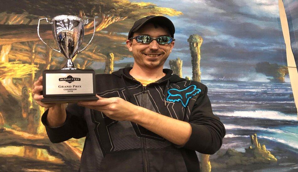 Carlson Jeskai Fires Oklahoma City Grand Prix