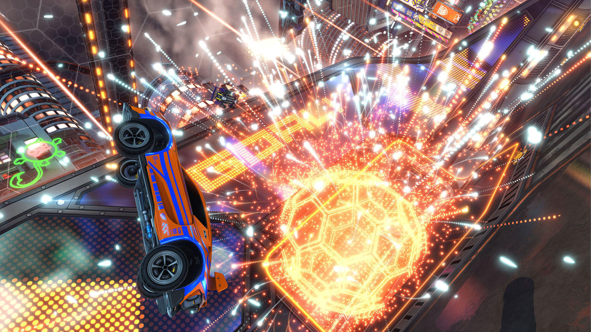 Rocket League's March Update allows players to trade in their blueprints
