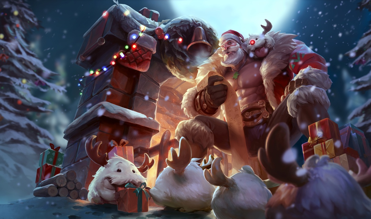Best holiday gifts for League of