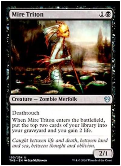 Mire Triton THB MTG