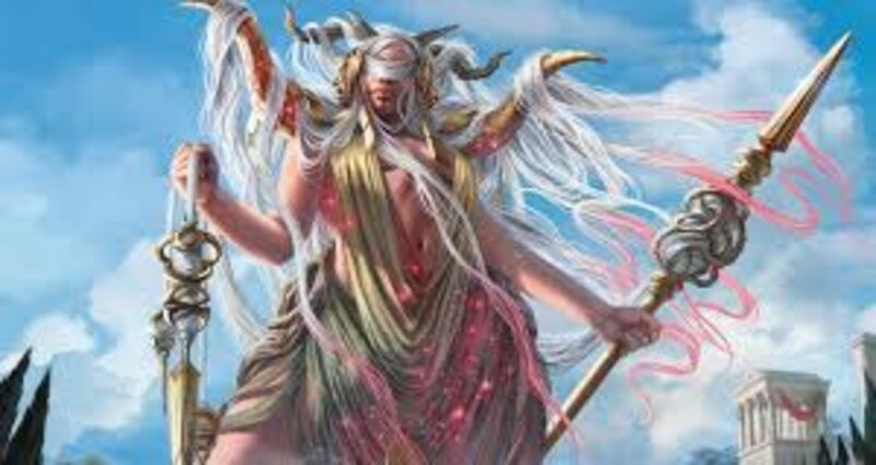 Klothys THB Magic The Gathering God