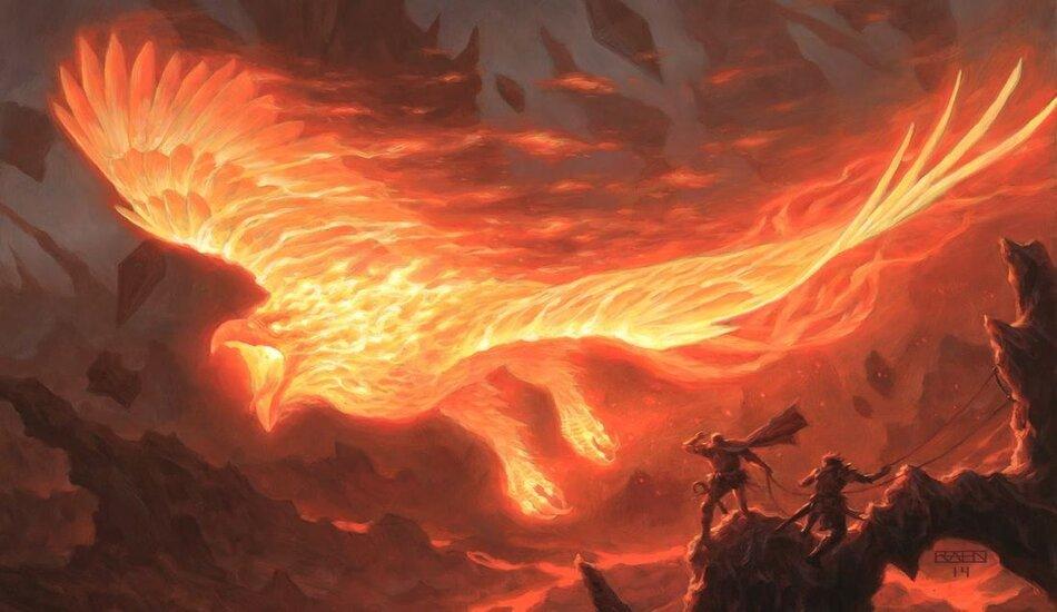 Phoenix Magic The Gathering THB