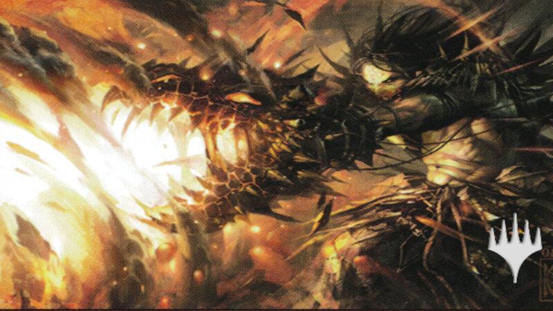 Magic The Gathering Burn