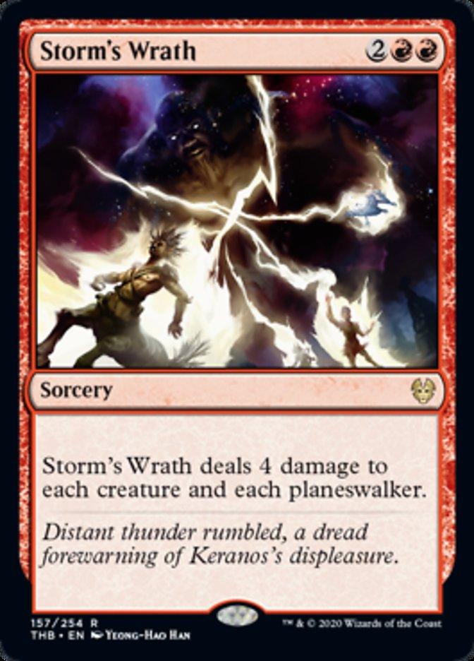 Storm's Wrath Spoiler Magic Theros Beyond Death