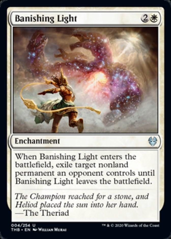 Banishing Light Spoiler Magic Theros Beyond Death
