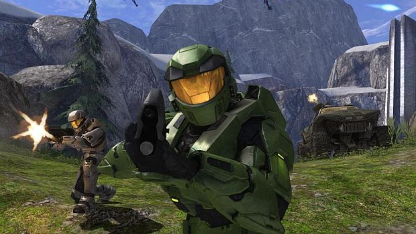 A new audio feature is coming to Halo: CE in The Master Chief Collection