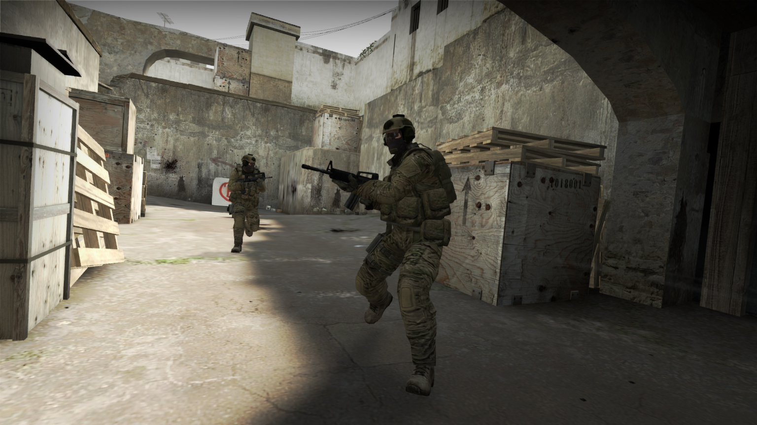 CS:GO hits over one million concurrent players