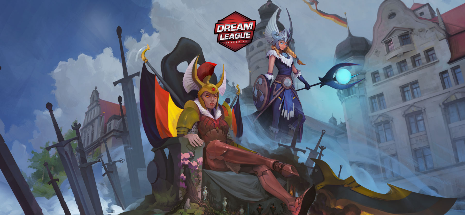 dreamleague leipzig major main event results and standings