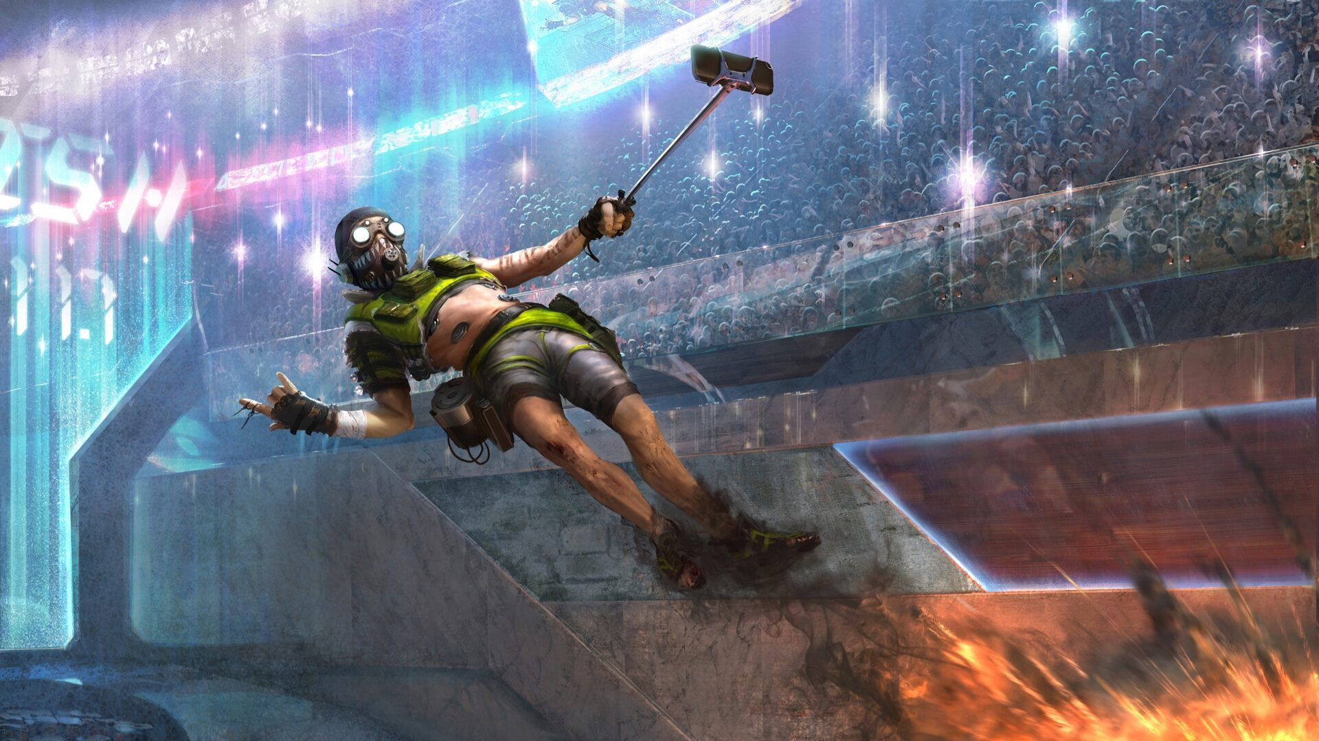 Apex Legends data miner discovers inaccuracy with Octane's head hitbox