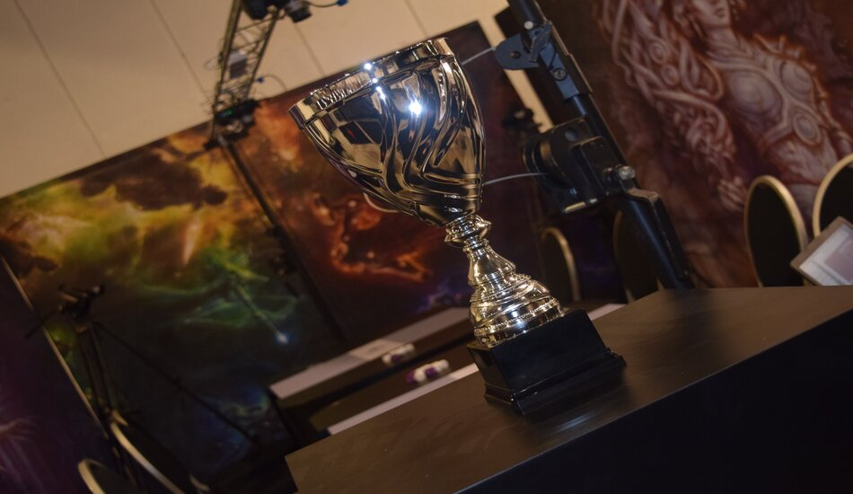 MTG Players Tour Brussels day one standings