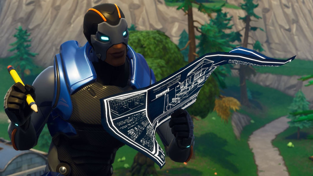 Fortnite players discover a new wall-phase bug