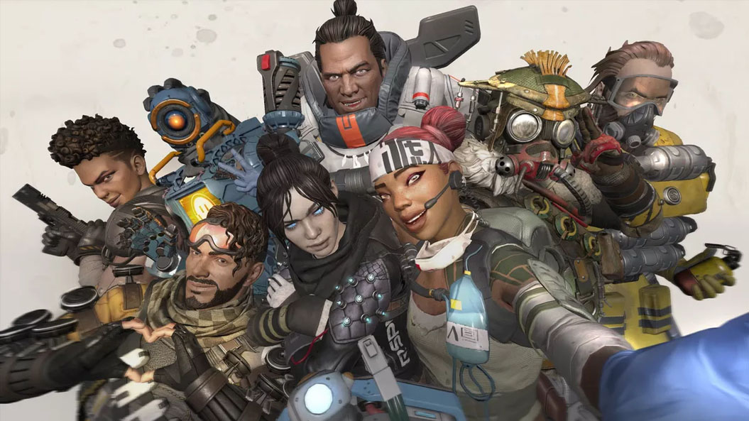 Here are the top 10 Apex Legends clips of the year