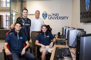 Chiefs Bond University Esports Partnership
