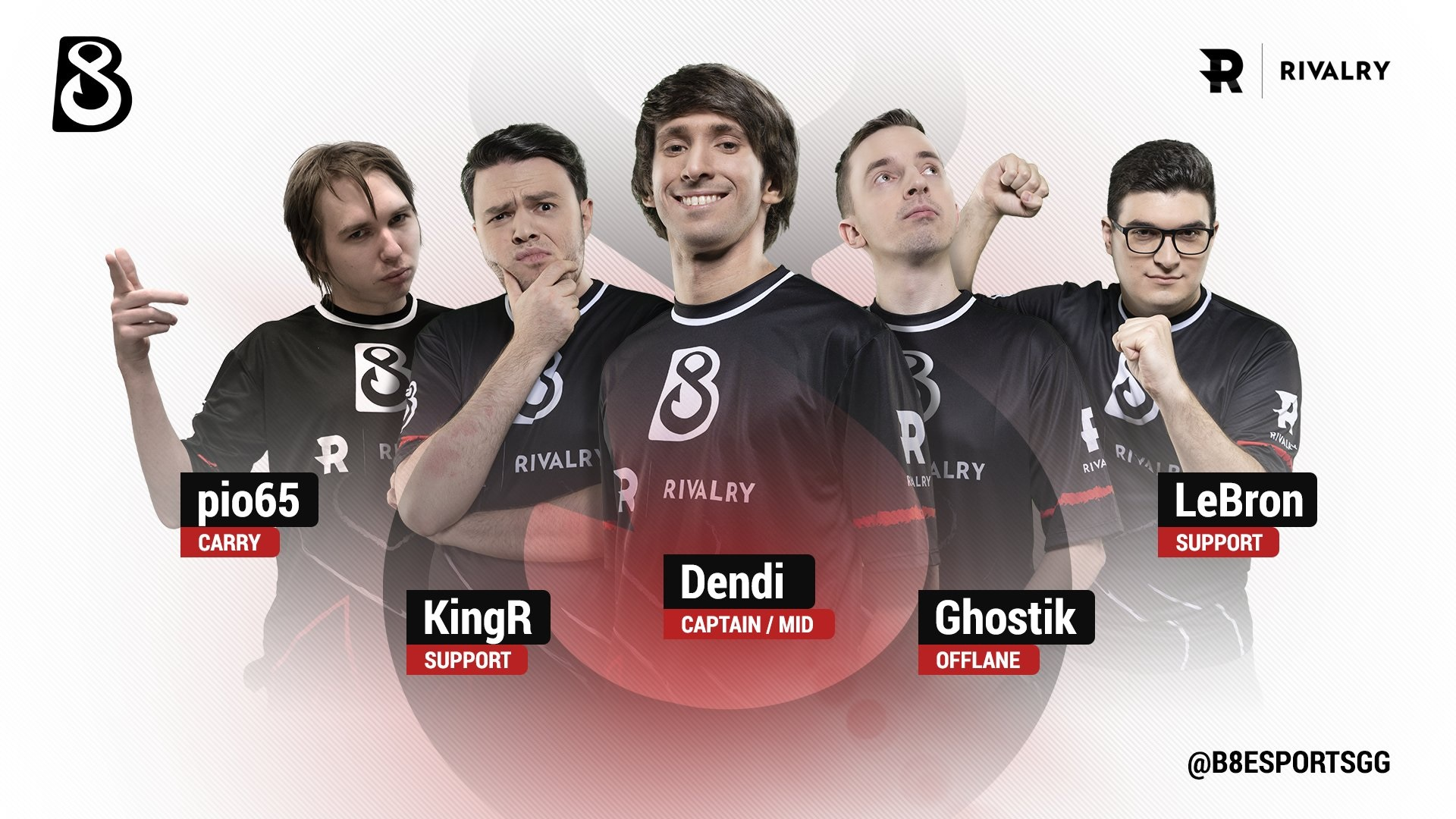 dendi new team