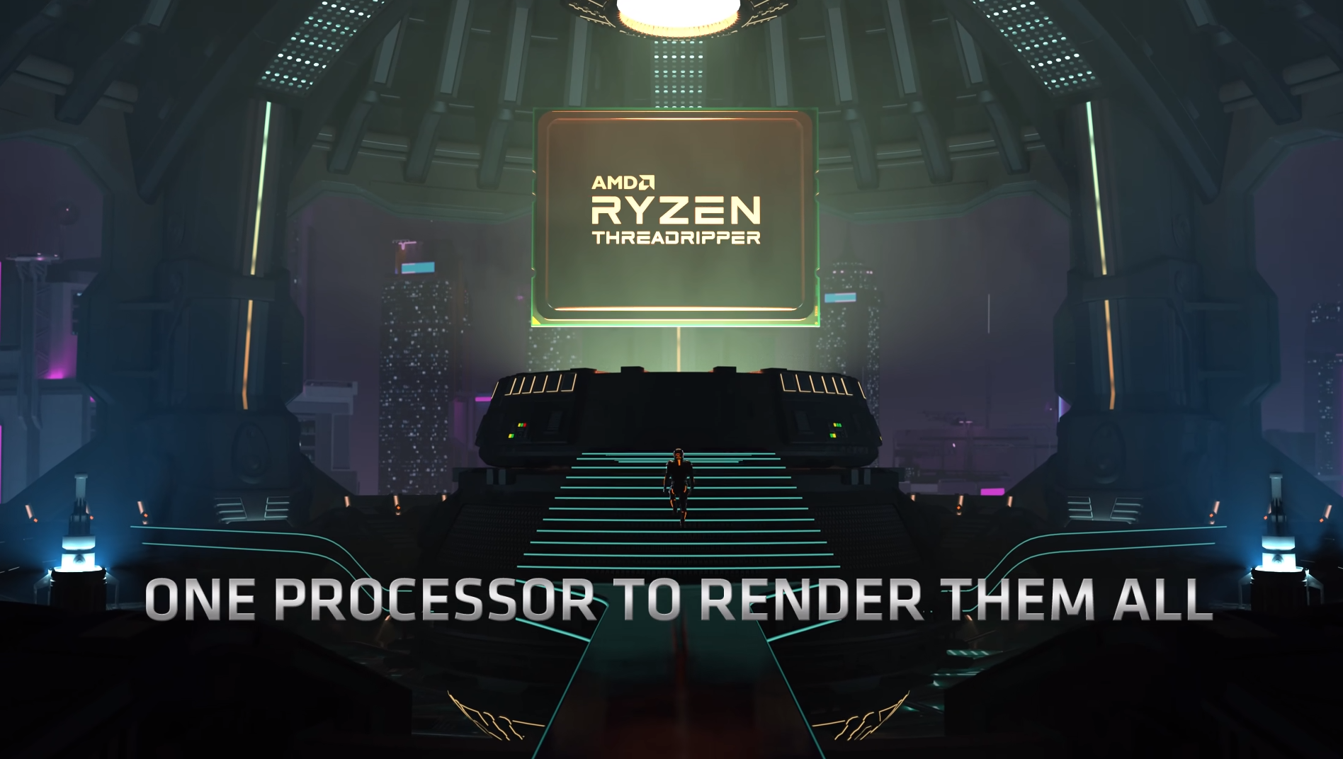 Everything to know about the AMD Ryzen Threadripper 3990x
