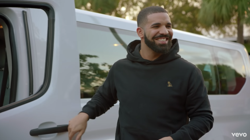 Drake signs multi-year deal with streaming platform Caffeine