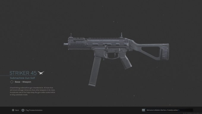 How to unlock the Grau 5.56 and Striker 45 in Call of Duty: Modern Warfare | Dot Esports