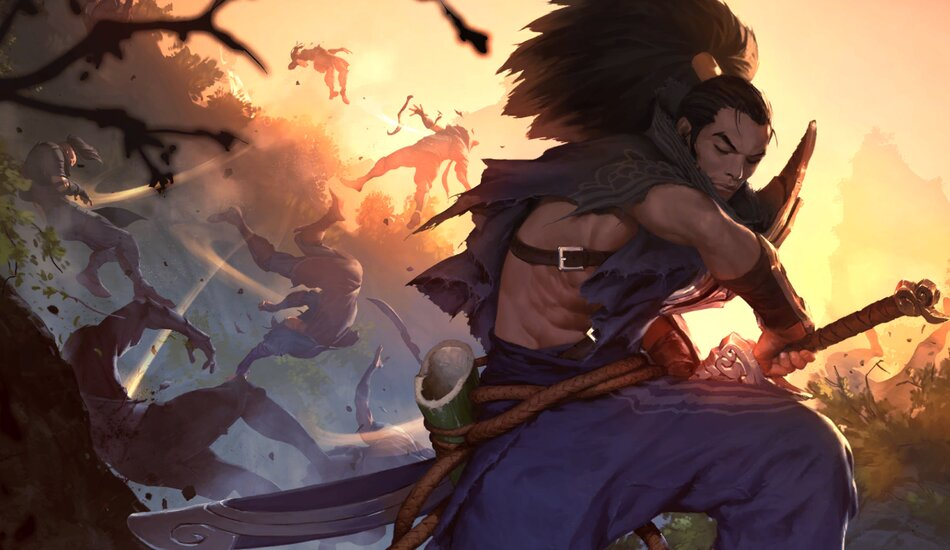 Everything you need to know about the Ionia region in Legends of Runeterra